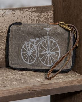 Picture of Vintage Bicycle Wallet