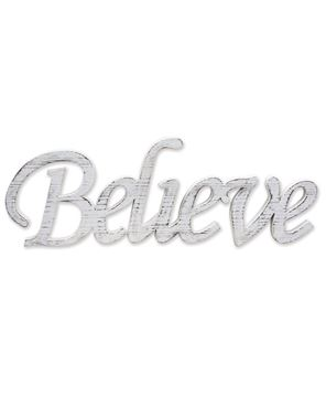 Picture of Believe Sign