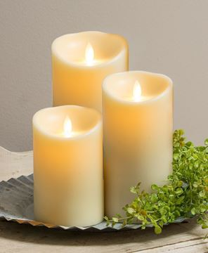 Picture of Galvanized Candle Plate