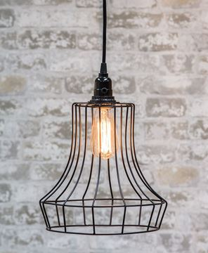 Picture of Wire Pendant Lamp