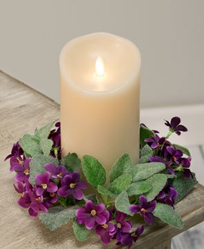 Picture of Violet Candle Ring