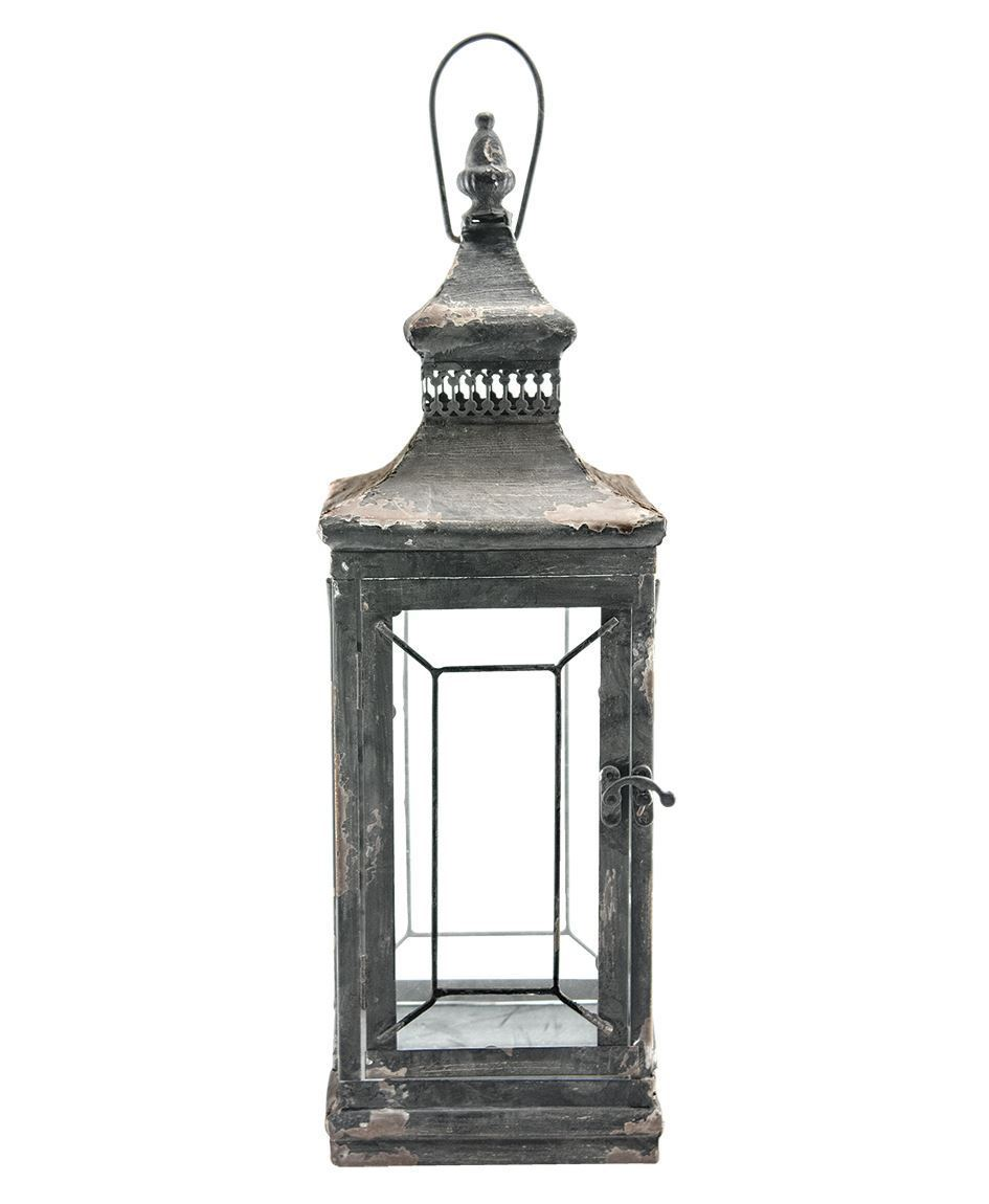 Craft House Designs Antique Victorian Glass Lantern