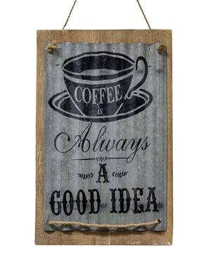 Picture of Good Idea Coffee Sign