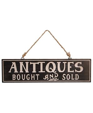 Picture of Antiques Sign