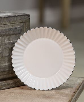 Picture of Enamel Candle Plate