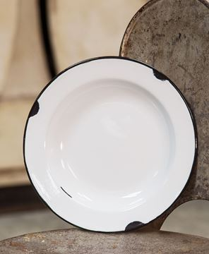 Picture of Enamelware Soup Plate
