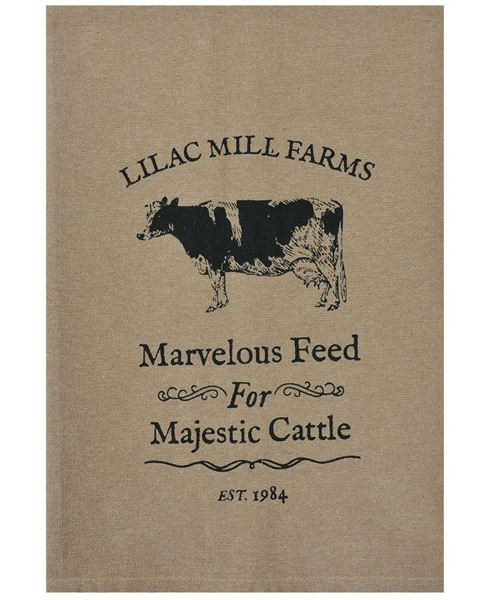 Picture of Majestic Cattle Tea Towel