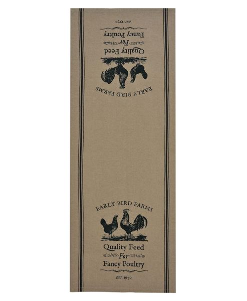 Picture of Fancy Poultry Runner 36""