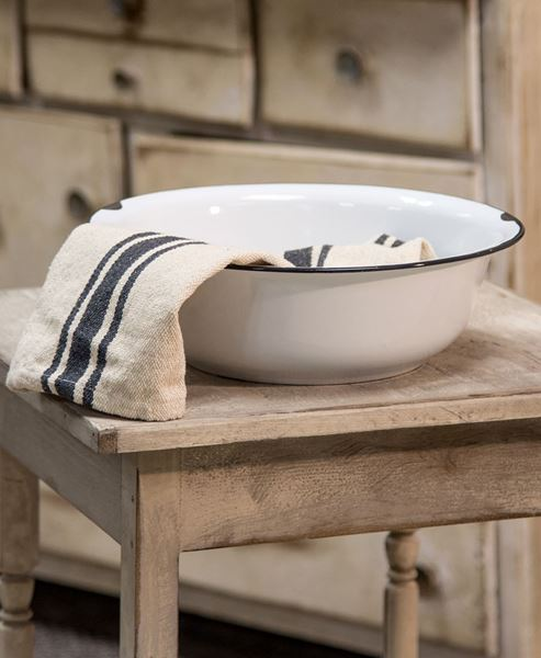 Picture of Enamelware Basin