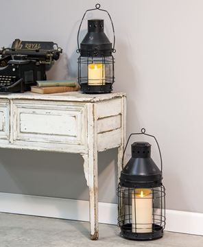 Picture of Railroad Lantern Set