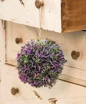 Picture of Lavender Twig Ball