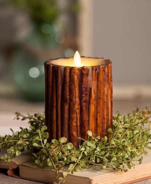 Cinnamon Stick Luminara, 4 x 5