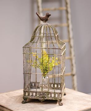 Picture of Vintage Birdcage