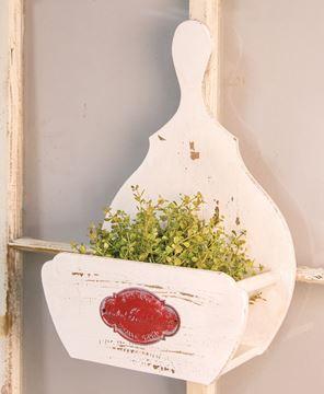 Ivory Flower Box