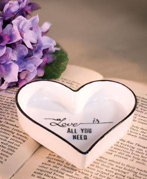 Love Is All You Need Trinket Tray