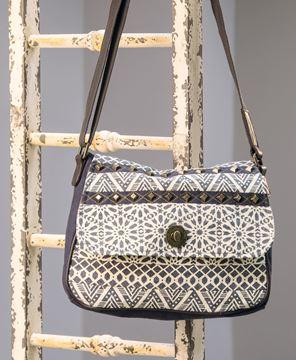 Picture of Brooke Sleek Crossbody Messenger Bag