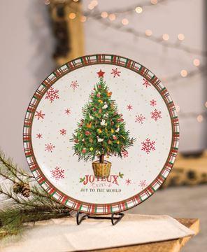 Joyoux Circle Plate