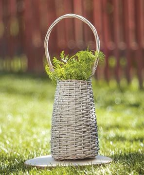 Tall Willow Basket