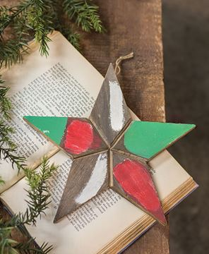 Crafty Christmas Star