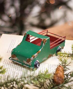 Mini Christmas Jalopy