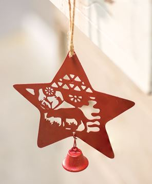 Scandinavian Folk Ornament