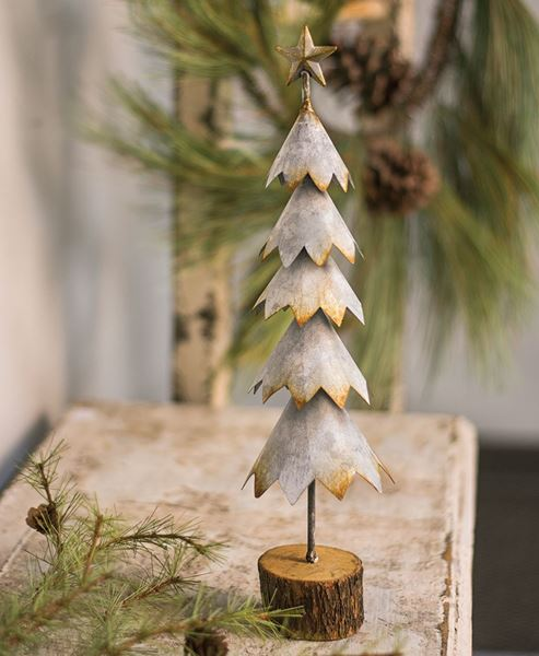 Craft House Designs Wholesale Galvanized Christmas Tree