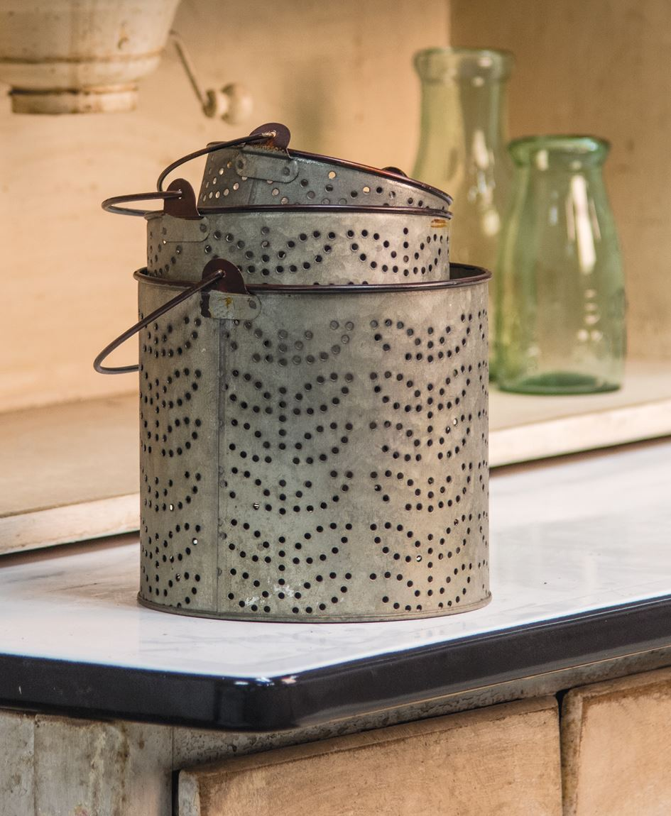 Craft House Designs Wholesale Olive Buckets