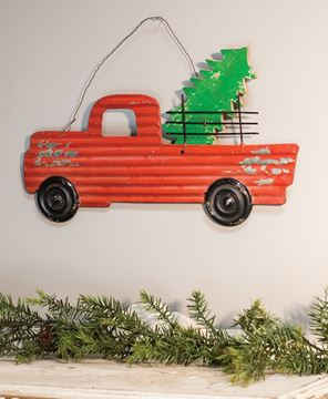Corrugated Truck Hanger