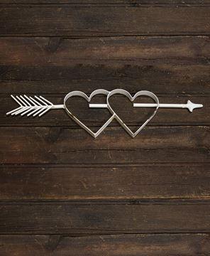 Heart & Arrow Wall Hanging