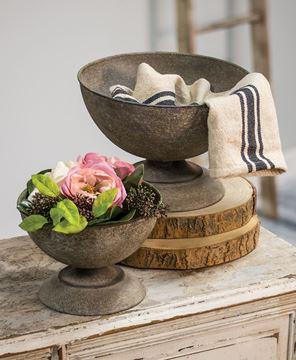 Pedestal Centerpiece Bowls