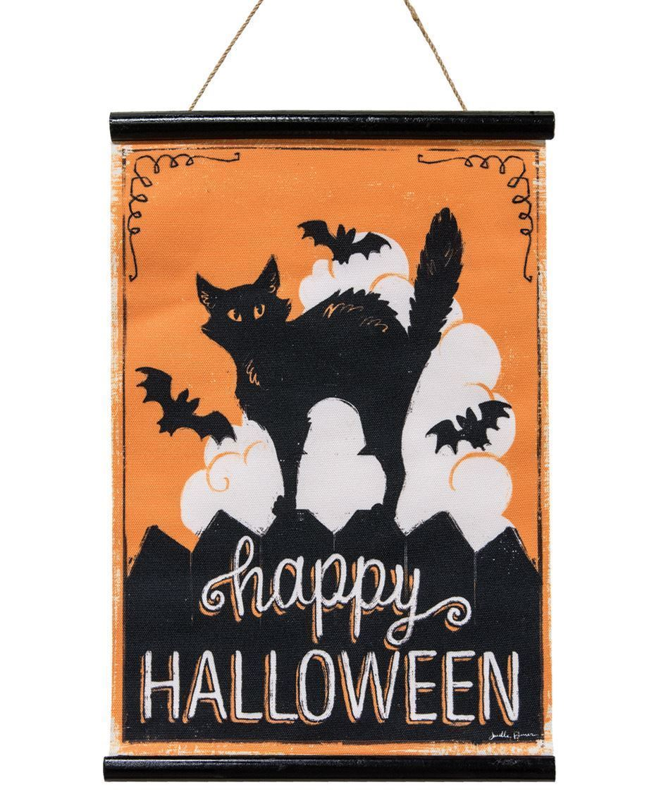 Craft House Designs - Wholesale| Happy Halloween Banner