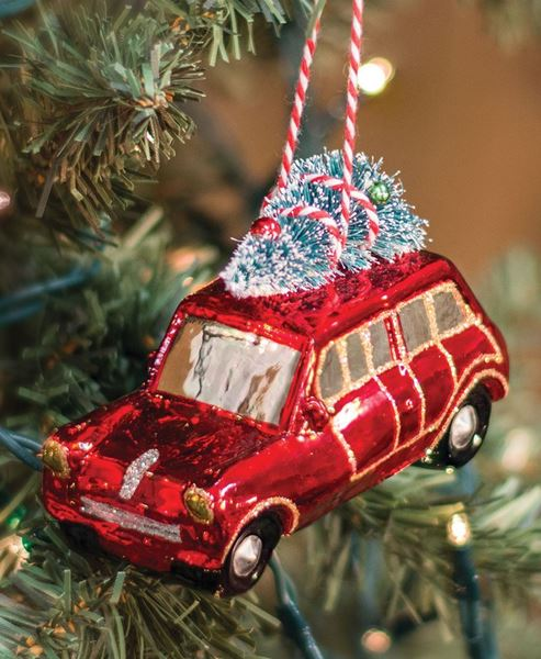 vintage car ornament - Wholesale Vintage Christmas Decorations
