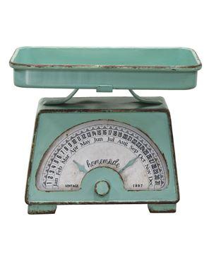 Vintage Metal Scale