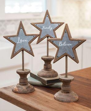 Star Spindles, Set/3