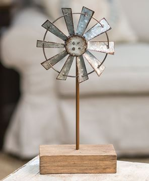 Windmill Finial, 10""