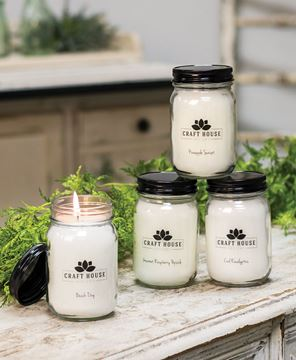 Picture of Fresh Collection Pint Candles, 12/set