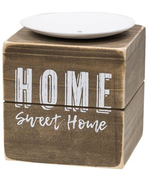 Picture of Home Sweet Home Candle Block