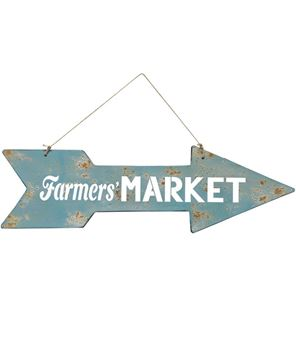 Picture of Farmer's Market Arrow