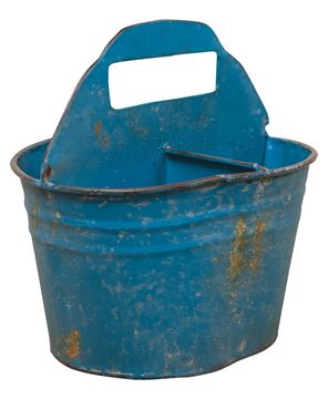 Picture of Blue Divided Pail