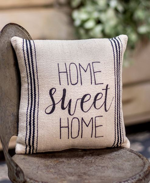 Picture of Home Sweet Home Pillow, 10""