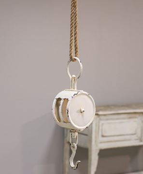 Picture of White Pulley