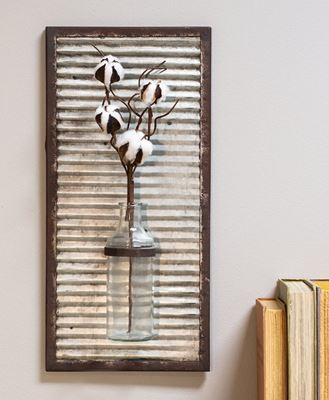 Picture of Floral Wall Hanging