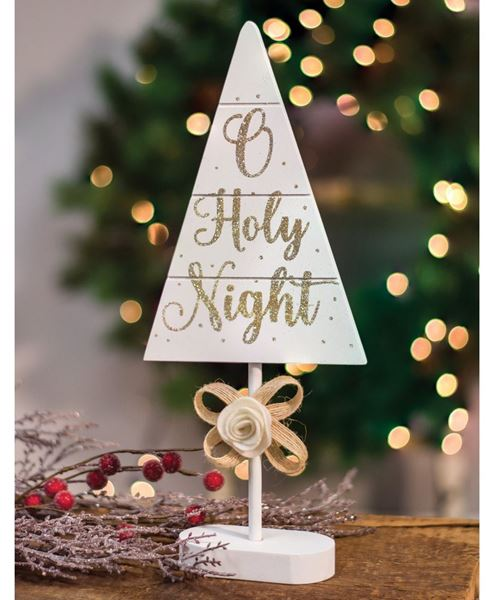 Craft House Designs Wholesale O Holy Night Tree Craft House Designs