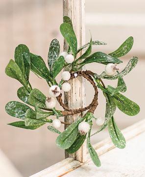 Picture of Dreamy Mistletoe Ring