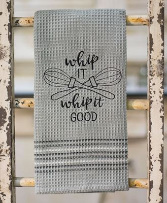 Picture of Whip It Dish Towel