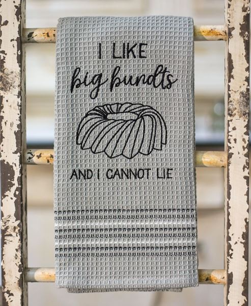 Picture of Big Bundts Dish Towel