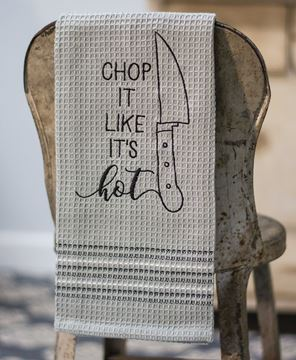 Picture of Chop It Dish Towel