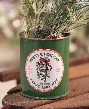Picture of Mistletoe Co. Can