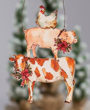 Picture of Farm Animals Hanger
