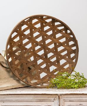 Picture of Round Tobacco Basket